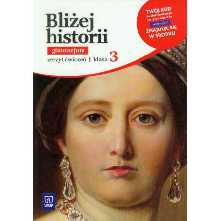 Historia GIM Bliżej historii 3 ćw WSIP