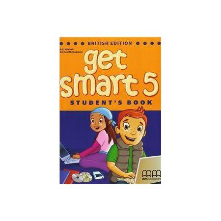 Get smart 5 SB wersja brytyjska MM PUBLICATIONS