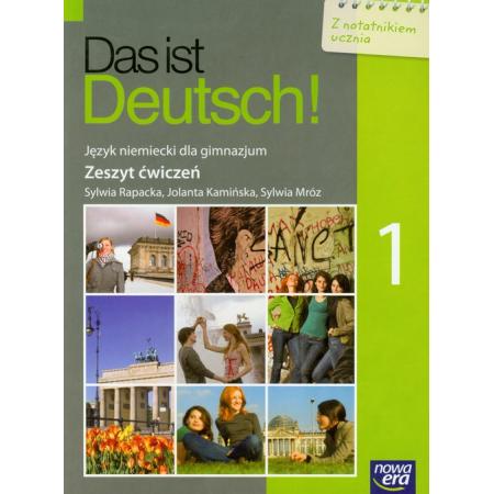 Das ist Deutch! GIM KL 1. Ćwiczenia. Język niemiecki