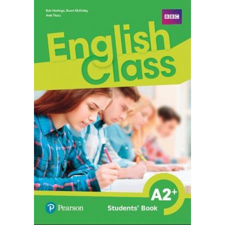 English Class A2+. Student's Book. Języka angielski. Szkoła podstawowa