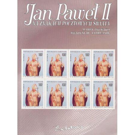 Jan Paweł II na znakach pocztowych świata t.1