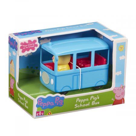 Świnka Peppa. Autobus szkolny