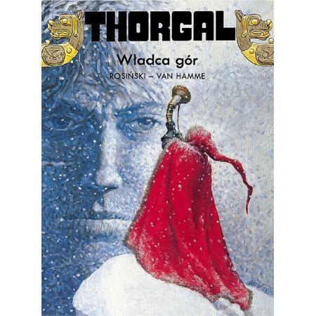 Thorgal, tom 15. Władca gór