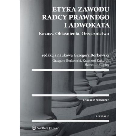 Etyka zawodu radcy prawnego i adwokata w.2
