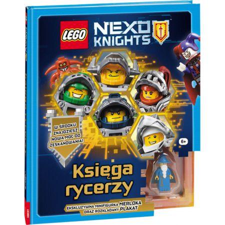 Lego Nexo Knights Księga Rycerzy Julia March Książka W Księgarni