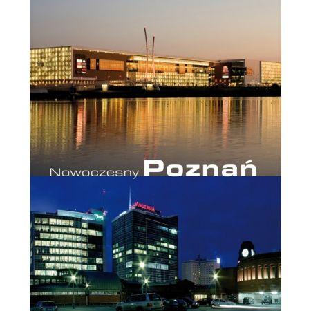 6afcb6f9af62a1 Nowoczesny Poznań % (Jan Kaczmarek) książka w księgarni TaniaKsiazka.pl