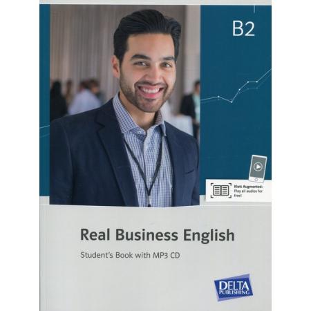 Real Business English B2 SB +MP3 CD