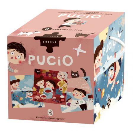 Pucio. Puzzle 3w1