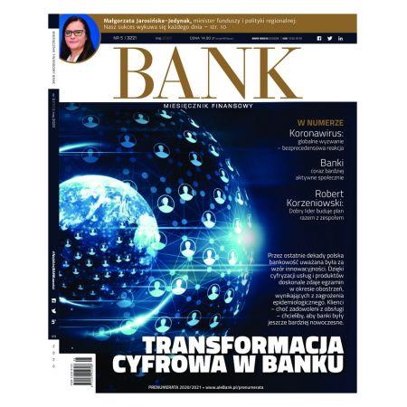 Miesięcznik Finansowy BANK 5/2020