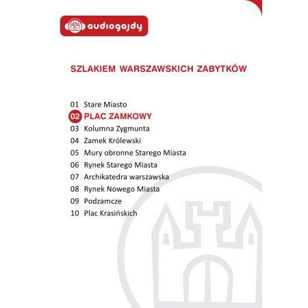 Plac Zamkowy. Szlakiem warszawskich zabytków