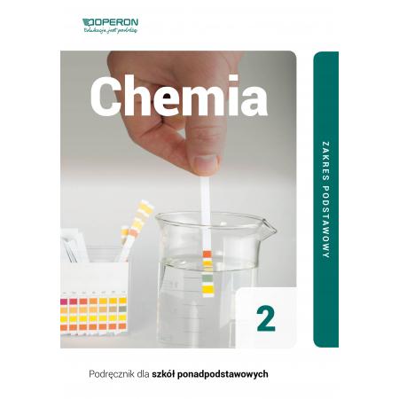 Chemia 2. Podręcznik. Zakres podstawowy. Szkoły ponadpodstawowe