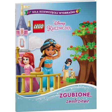Lego Disney Princess. Zgubione, znalezione