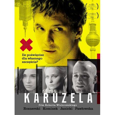 Karuzela reż. Robert Wichrowski DVD