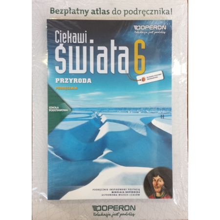 Przyroda SP 6 Ciekawi... podr+atlas  OPERON