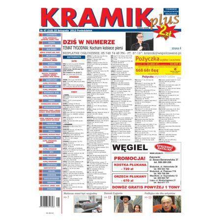 Kramik Plus 47/2013
