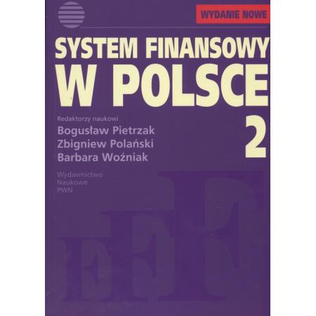System finansowy w Polsce Tom 2