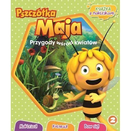 Pszczółka Maja 2 Przygody wsród kwiatów