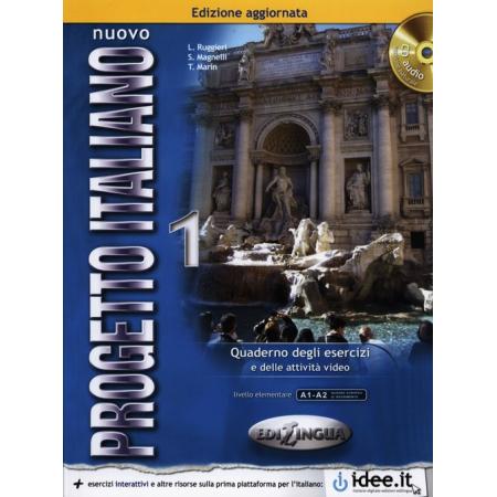 Nuovo Progetto Italiano 1. Zeszyt ćwiczeń
