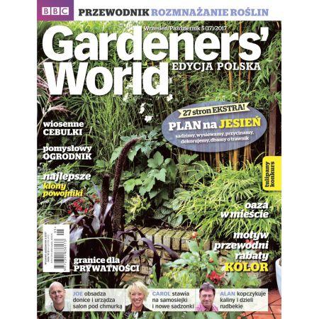 Gardeners' World Edycja Polska 5/2017