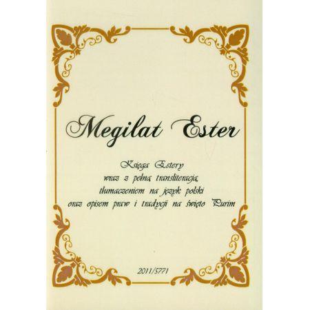 Megilat Ester Księga Estery