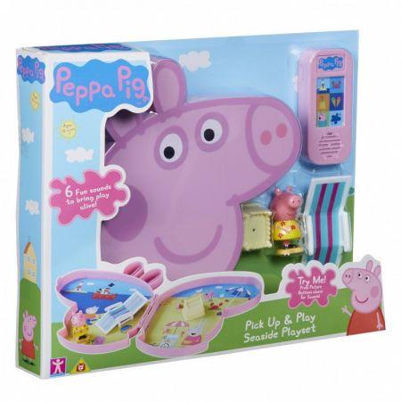 Peppa Pig - Zestaw do zabawy Walizeczka