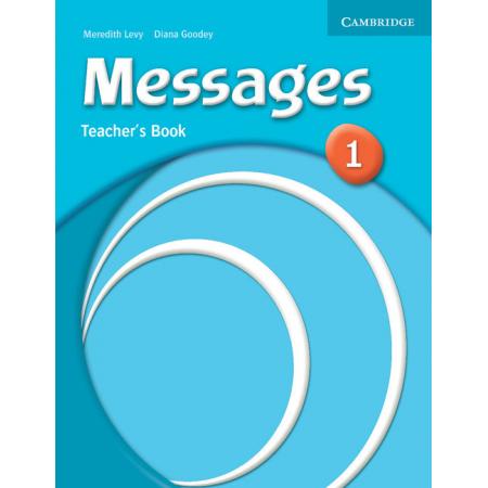 Messages 1 Teacher's Book