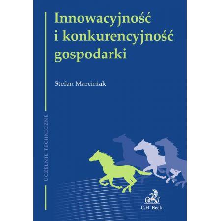 Innowacyjność i konkurencyjność gospodarki