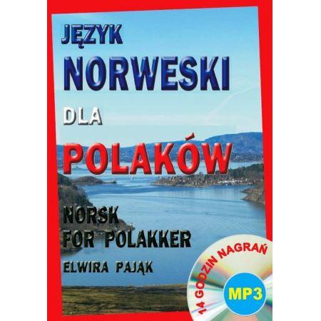 Język norweski dla Polaków  + MP3