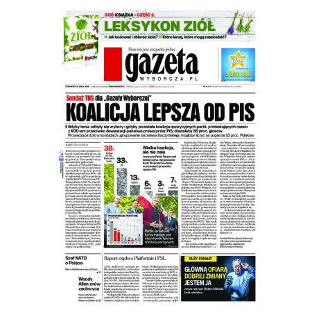 Gazeta Wyborcza - Kraków 110/2016