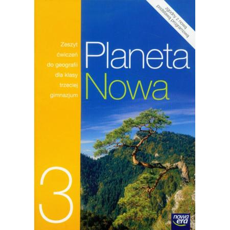z.Geografia GIM KL 3. Ćwiczenia. Planeta nowa (stare wydanie)