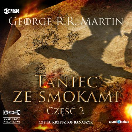 Pieśń lodu i ognia T.5 Taniec ze smokami cz.2 CD