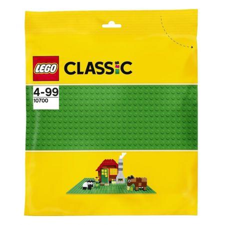 LEGO Classic. Zielona płytka konstrukcyjna 10700