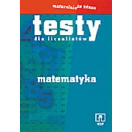 Egzaminy testowe z matematyki
