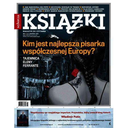 Książki. Magazyn do Czytania 1/2016