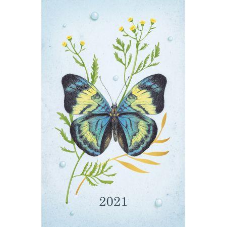 Kalendarz 2021 Motyle