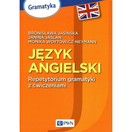 Język angielski. Repetytorium gramatyki z ćwiczeniami