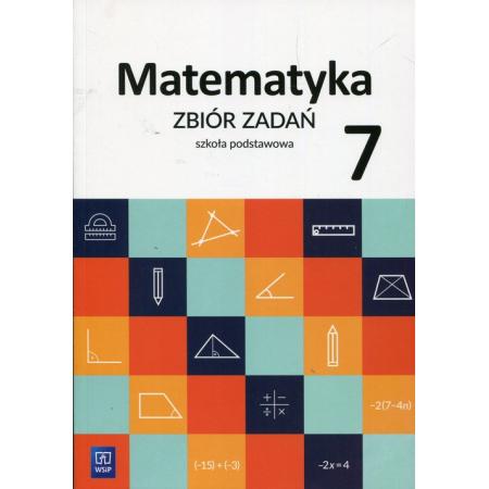 Matematyka SP 7 Zbiór zadań WSiP