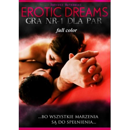 Erotic dreams. Gra nr-1 dla par. Wersja kolorowa