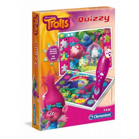 Trolle. Quizzy