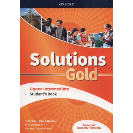 Solutions Gold Upper-Intermediate Student's Book. Fourth edition