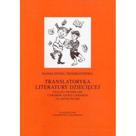 Translatoryka literatury dziecięcej