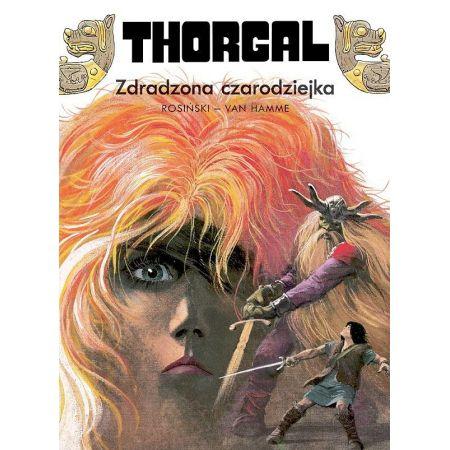 Thorgal T.1 Zdradzona czarodziejka