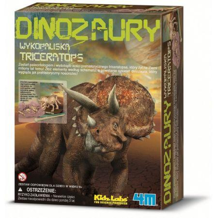 Wykopaliska Triceratops 0028 RUSSELL