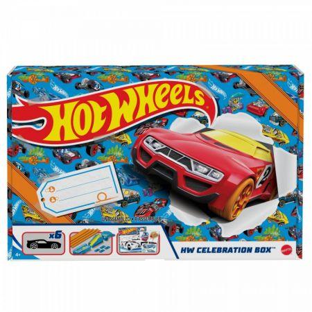 Hot Wheels. Zestaw prezentowy