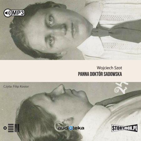 CD MP3 Panna doktór Sadowska