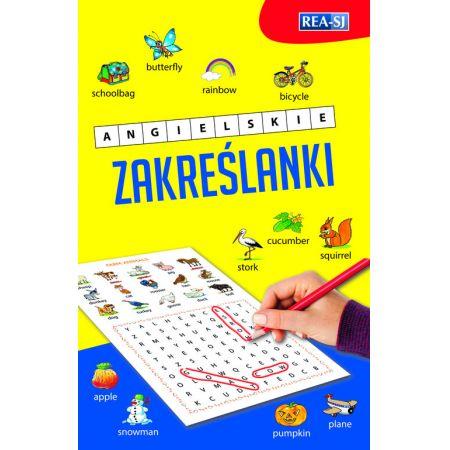 Angielskie zakreślanki dla dzieci