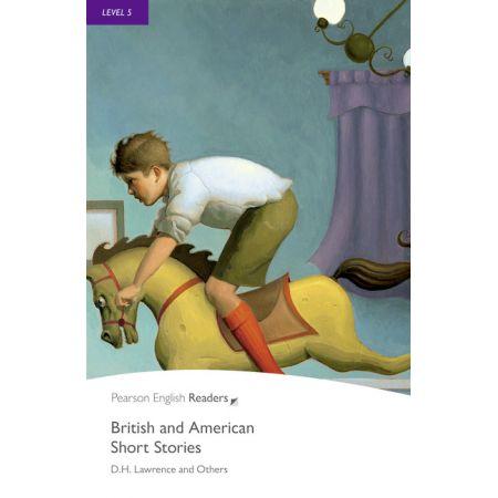 PEGR British and American Short Stories Bk/MP3 CD (5)