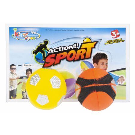 Piłka antystresowa 12 cm MEGA CREATIVE 461269