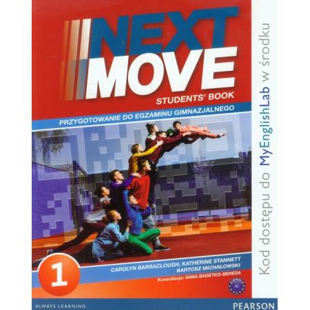 Next Move 1 SB + Exam Trainer + MyEngLab PEARSON