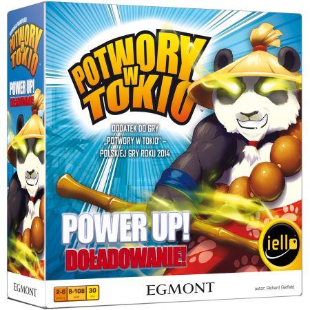 Gra - Power Up! Doład!/Potwory w Tokio